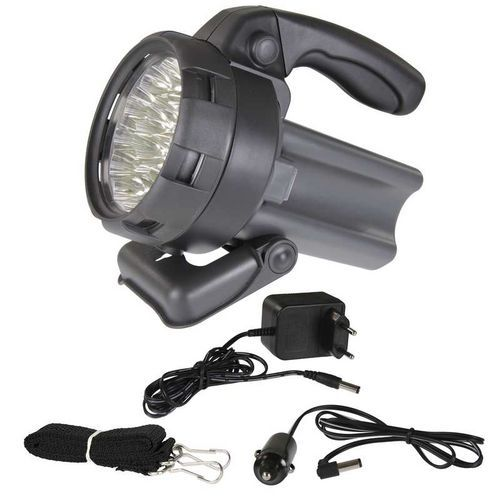 Nabíjecí svítilna LED KB-2137, 18x LED