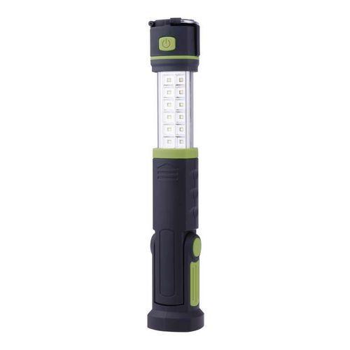 Nabíjecí svítilna LED E704, 12 SMD plus 6x LED