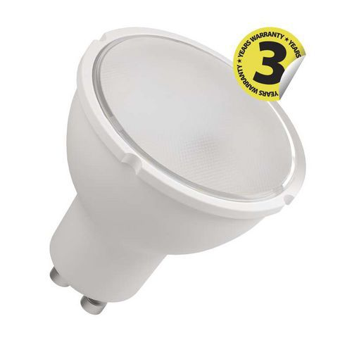 LED žárovka Premium MR16 6W GU10 teplá bílá, stmívatelná
