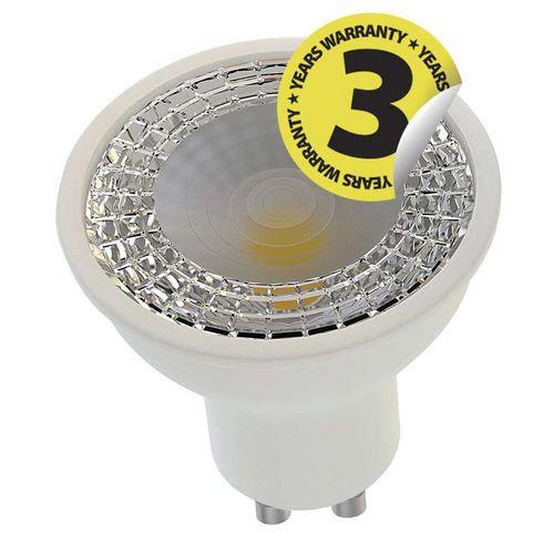 LED žárovka Premium MR16 60° 7,5W GU10 teplá bílá, stmív.