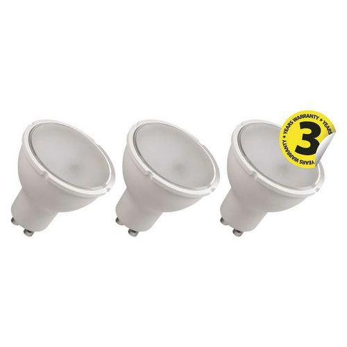 LED žárovka Classic MR16 4,5W GU10 teplá bílá 3ks