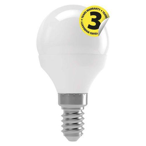 Emos LED žárovka Classic Mini Globe 4W E14 teplá bílá