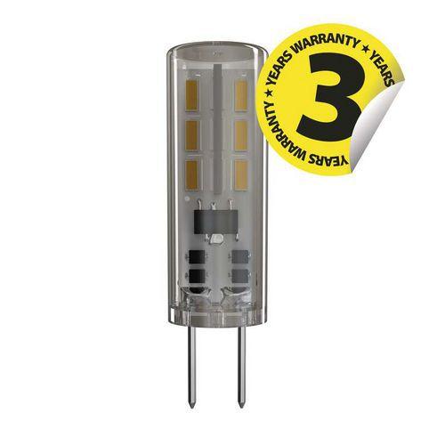 LED žárovka Classic JC A plus plus 1,3W G4 teplá bílá