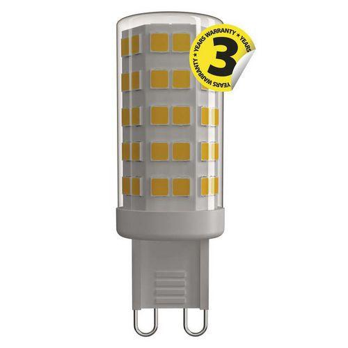 LED žárovka Classic JC A plus plus 3,5W G9 teplá bílá