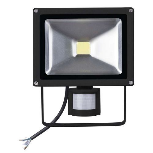 LED reflektor HOBBY s PIR, 20W neutrální bílá