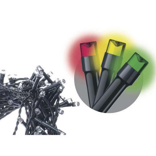 500 LED řetěz, 50m, multicolor, časovač