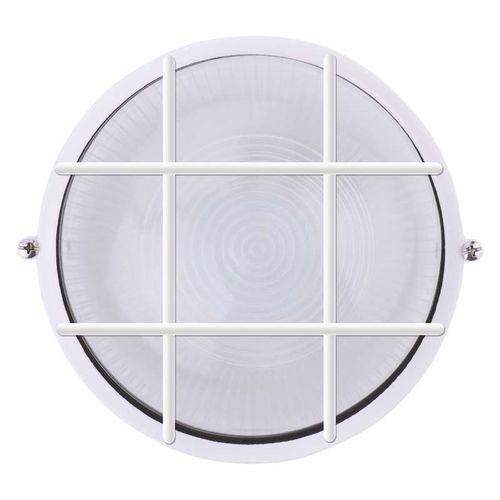 LED přisazené svítidlo, kruh mřížka 6W denní bílá