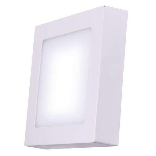 LED panel 120x120, přisazený bílý, 6W teplá bílá