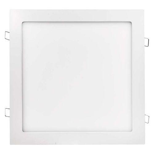 LED panel 300×300, vestavný bílý, 24W teplá bílá