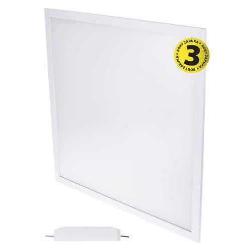 LED panel 60x60, vestavný bílý, 40W neutrální bílá UGR