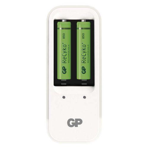 GP nabíječka baterií PB410 + 2AAA GP ReCyko+ 850