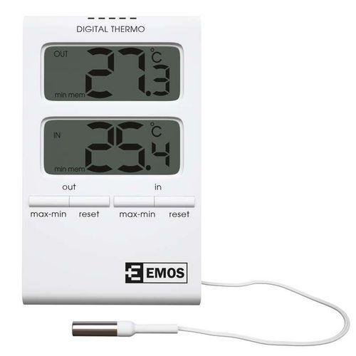 Emos Teploměr digitální drátový 02101