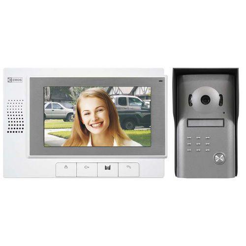 Domácí videotelefon EMOS, barevná sada, RL-03M