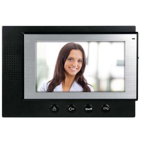 Domácí videotelefon, handsfree, EMOS H1112 černá