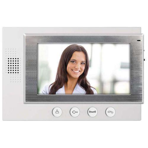 Domácí videotelefon, handsfree, EMOS H1113 bílá