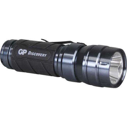 LED svítilna GP LOE203 + 3x AAA baterie GP Ultra, 5W