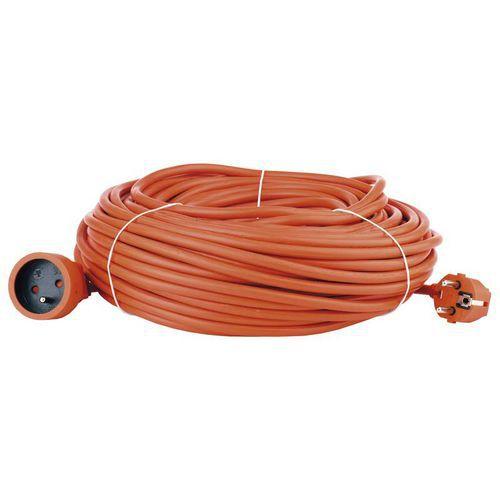 Prodlužovací kabel Emos, H05VV-F3G 1,5 mm2, 40 m