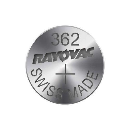 Knoflíková baterie do hodinek RAY 362 blistr