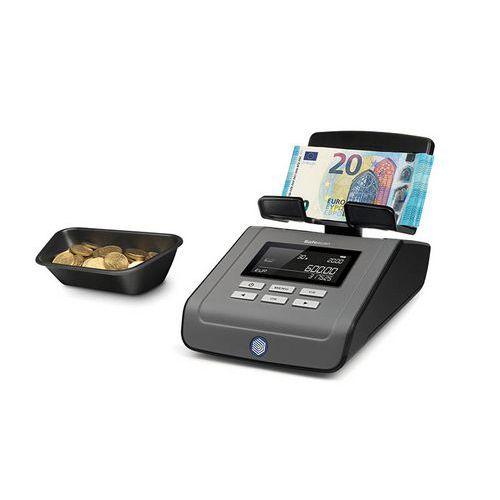 Počítačka mincí Safescan 6165