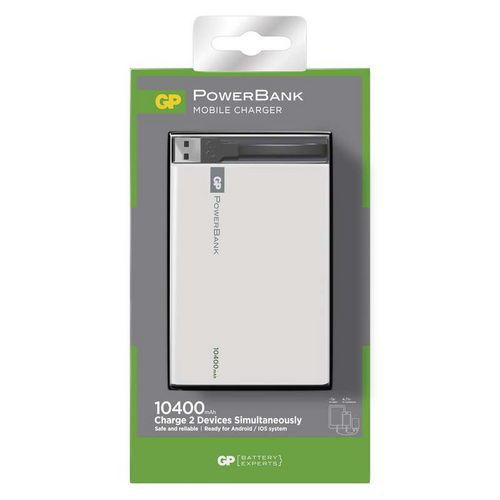 Power bank GP 1C10A,10400mAh