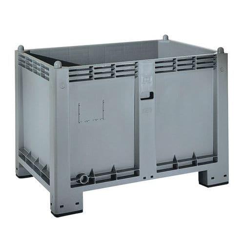 Paletový kontejner Manutan, 550 l