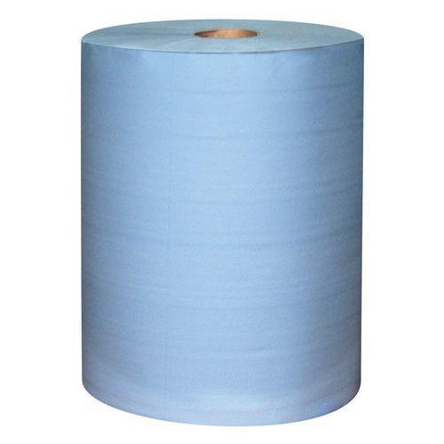 Průmyslové papírové utěrky Manutan 3vrstvé, 1 000 útržků