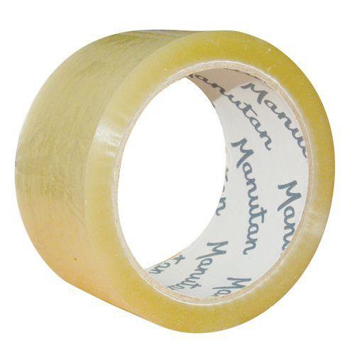 Lepicí páska Manutan, šířka 48 mm, transparentní