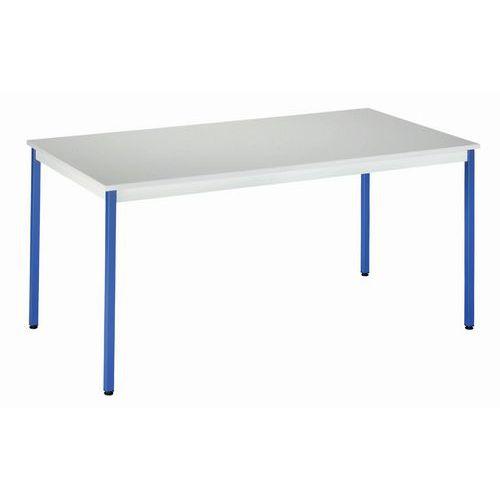 Jednací stůl Alex, 130 x 65 x 74 cm, rovné provedení