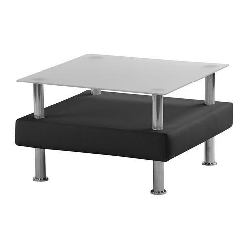 Konferenční stůl Notre Dame Black, malý