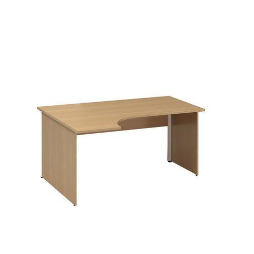 Ergo kancelářský stůl Alfa 100, 180 x 120 x 73,5 cm, levé proved