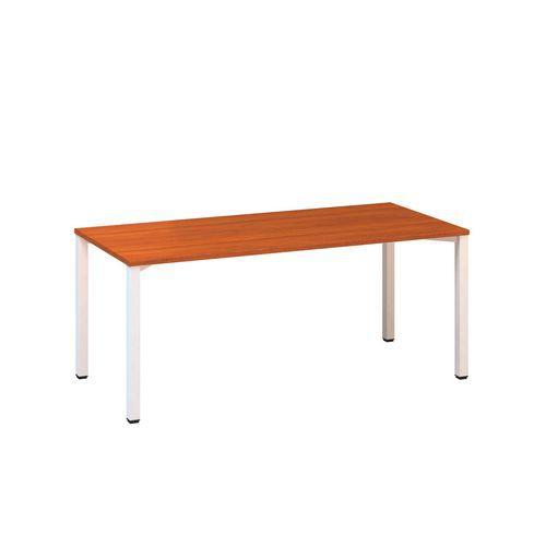 Kancelářský stůl Alfa 200, 180 x 80 x 74,2 cm, rovné provedení,