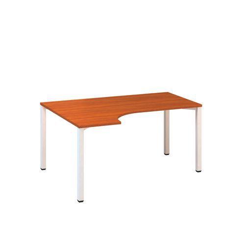 Ergo kancelářský stůl Alfa 200, 180 x 120 x 74,2 cm, levé proved