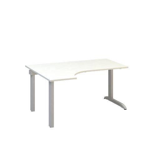 Ergo kancelářské stoly Alfa 300, 180 x 120 x 74,2 cm, levé provedení