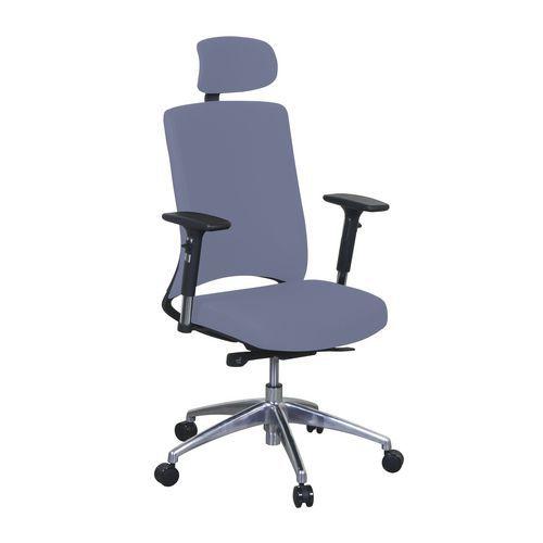 Manutan Kancelářská židle Julianna, šedá