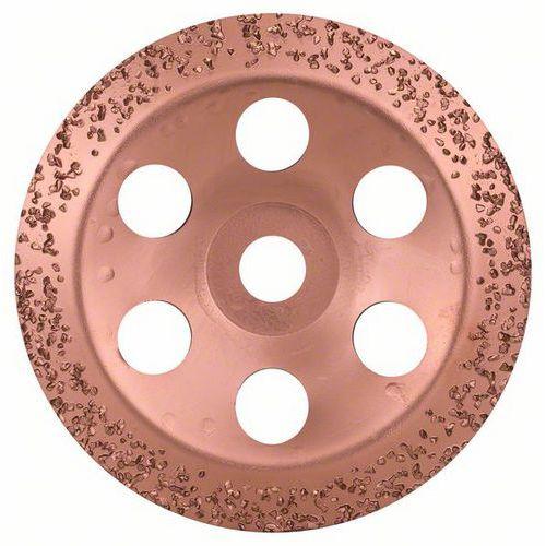 Bosch - Hrncový kotouč z tvrdokovu 180 x 22,23 mm; hrubý, šikmý