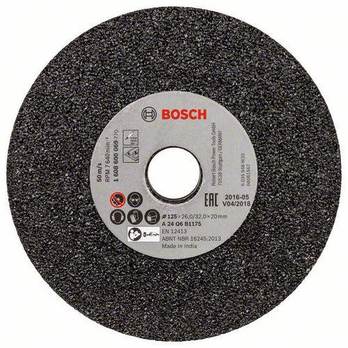 Bosch - Brusný kotouč pro rovinné brusky 125 mm, 20 mm, 24