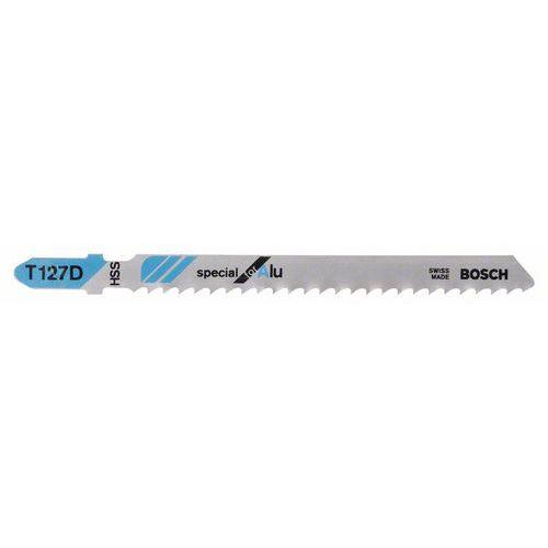 Bosch - Pilový plátek do kmitací pily T 127 D Special for Alu, 5