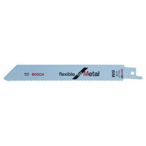 Bosch - Pilový plátek do pily ocasky S 922 BF Flexible for Metal, 25ks