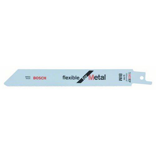 Bosch - Pilový plátek do pily ocasky S 922 EF Flexible for Metal
