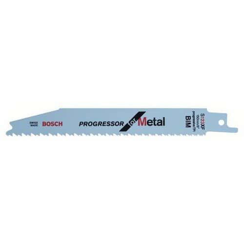 Bosch - Pilový plátek do pily ocasky S 123 XF Progressor for Met