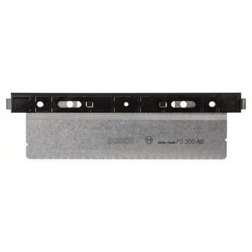 Bosch - Zarovnávací plátek FS 200 AB HCS, 200 mm, 1,25 mm