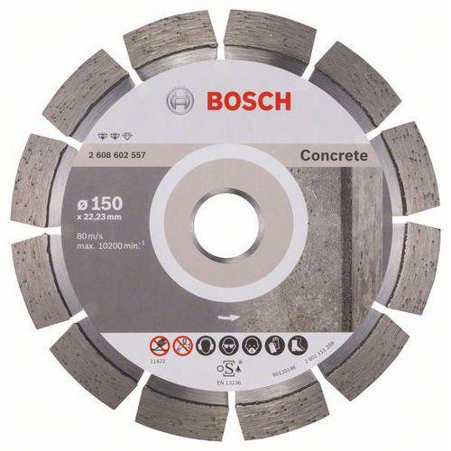 Bosch - Diamantový řezný kotouč Expert for Concrete 150 x 22,23