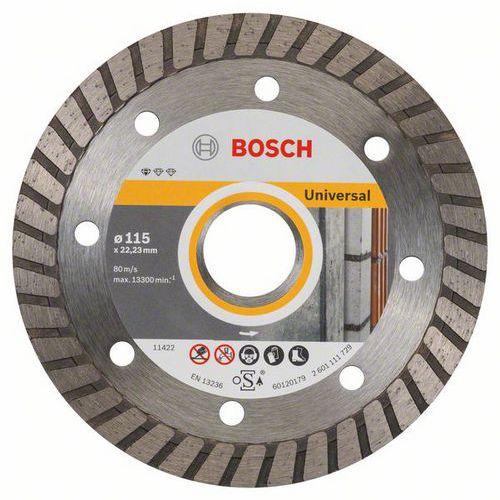 Bosch - Diamantový řezný kotouč Standard for Universal Turbo 115