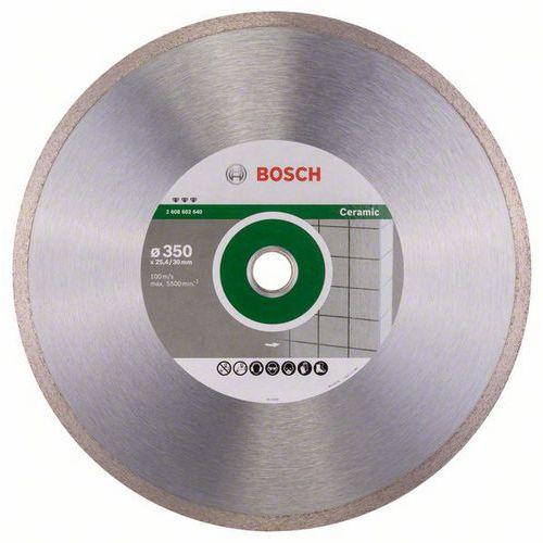 Bosch - Diamantový řezný kotouč Best for Ceramic 350 x 30/25,40