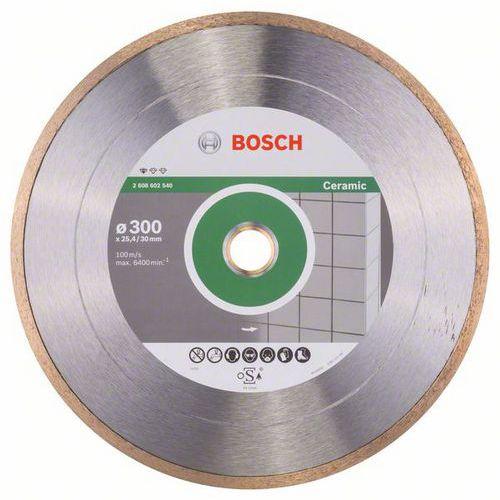 Bosch - Diamantový řezný kotouč Standard for Ceramic 300 x 30+25