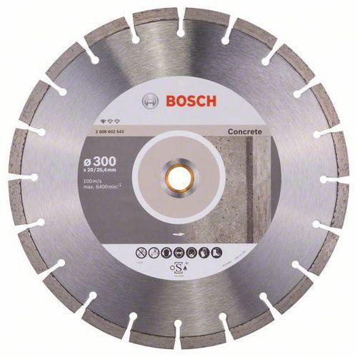 Bosch - Diamantový řezný kotouč Standard for Concrete 300 x 20/2
