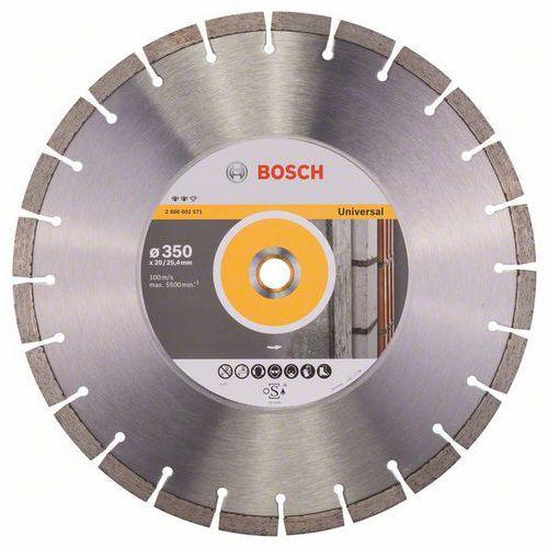 Bosch - Diamantový řezný kotouč Expert for Universal 350 x 20/25