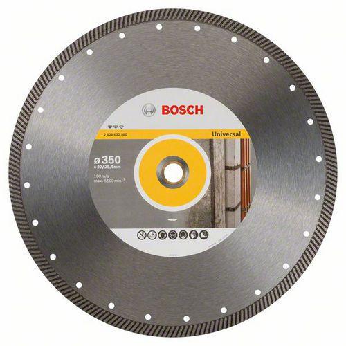 Bosch - Diamantový řezný kotouč Expert for Universal Turbo 350 x
