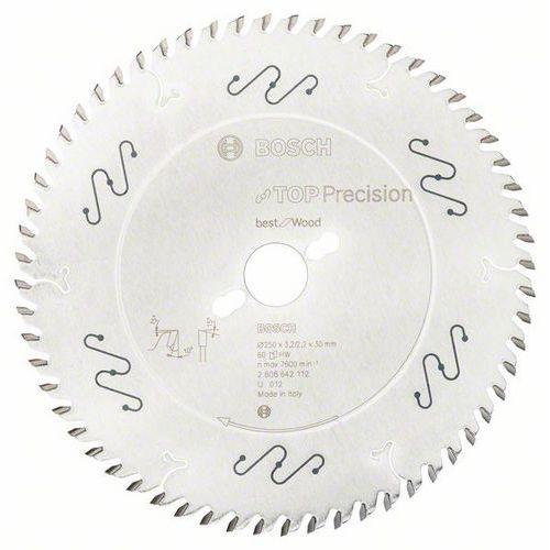 Bosch - Pilový kotouč do okružních pil Top Precision Best for Wo