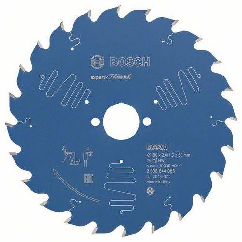 Bosch - Pilový kotouč Expert for Wood 190 x 30 x 2,0 mm, 24